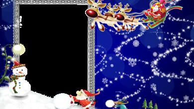 Foto Marco Espíritu De Navidad Y Año Nuevo 390x220 - Foto Marco Espíritu De Navidad Y Año Nuevo