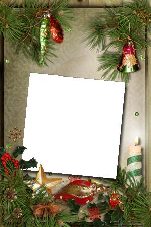 Marco Para Foto Decoración De Año Nuevo - Marco Para Foto Decoración De Año Nuevo