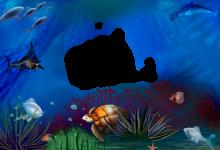 Marco Para Foto Delfines Tortugas Y Peces Bajo El Agua 220x150 - Marco Para Foto Delfines Tortugas Y Peces Bajo El Agua