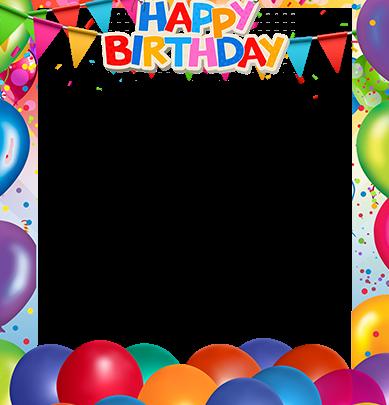 Marco Para Foto Feliz Cumpleaños Con Globos Y Decoraciones 389x405 - Marco Para Foto Feliz Cumpleaños Con Globos Y Decoraciones