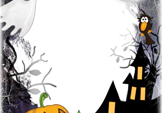 Marco Para Foto Feliz Halloween 316x220 - Marco Para Foto Feliz Halloween