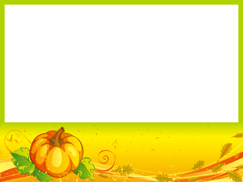 Marco Para Foto La Calabaza Como Uno De Los Símbolos De Halloween - Marco Para Foto La Calabaza Como Uno De Los Símbolos De Halloween