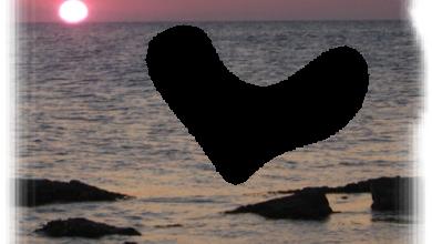 Marco Para Foto Puesta De Sol Y Corazón Sobre El Mar 390x220 - Marco Para Foto Puesta De Sol Y Corazón Sobre El Mar