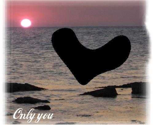 Marco Para Foto Puesta De Sol Y Corazón Sobre El Mar 498x405 - Marco Para Foto Puesta De Sol Y Corazón Sobre El Mar