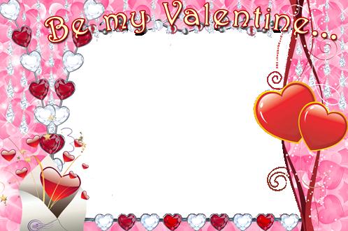 Marco Para Foto Se Mi Amante El Día De San Valentín - Marco Para Foto Se Mi Amante El Día De San Valentín