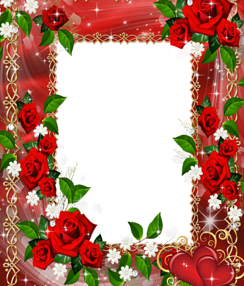 Marco Para Foto Un Collar De Flores 345x405 - Marco Para Foto Un Collar De Flores