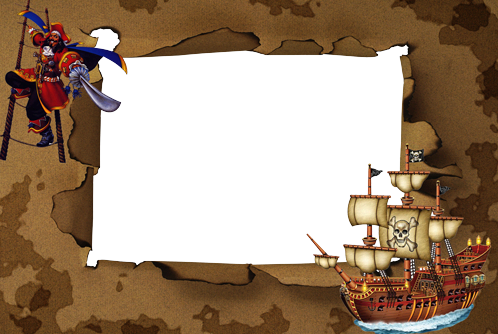 Marcos Para Foto Barco Pirata - Marcos Para Foto Barco Pirata