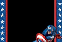 Marcos Para Foto Capitán América 220x150 - Marcos Para Foto Capitán América