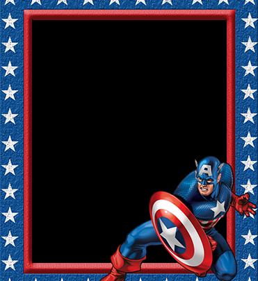 Marcos Para Foto Capitán América 371x405 - Marcos Para Foto Capitán América