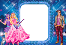 Marcos Para Foto La Linda Familia De Barbie 220x150 - Marcos Para Foto La Linda Familia De Barbie