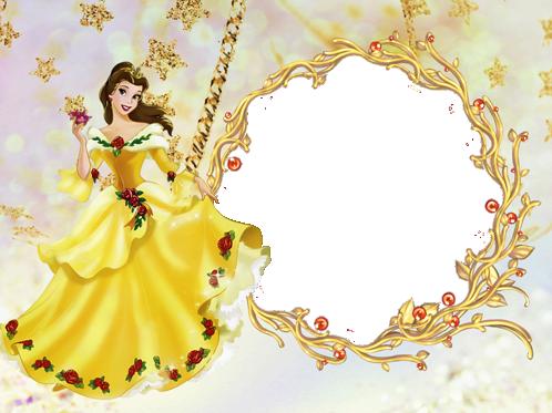 Marcos Para Foto La Princesa Encantada - Marcos Para Foto La Princesa Encantada