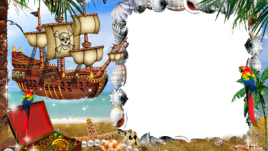 Marcos Para Foto Mar Pirata E Isla Del Tesoro 390x220 - Marcos Para Foto Mar Pirata E Isla Del Tesoro
