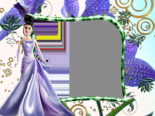 Marcos Para Foto Princesita Barbie - Marcos Para Foto Princesita Barbie