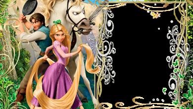 Marcos Para Foto Rapunzel Y Pelos Mágicos 390x220 - Marcos Para Foto Rapunzel Y Pelos Mágicos