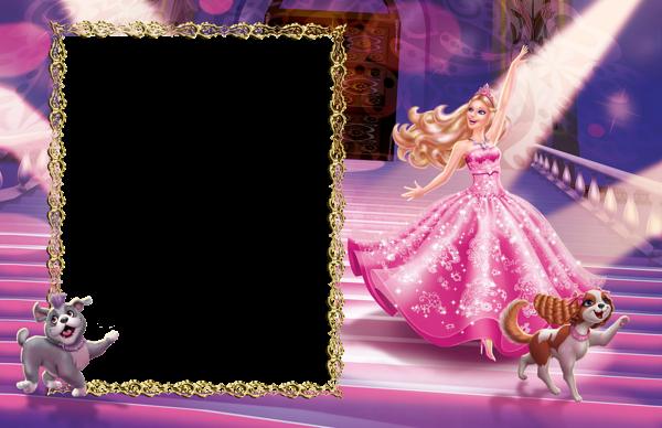 marcos para fotos de barbie - Marcos para fotos de Barbie