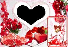 Corazones rojos de San Valentín 220x150 - Corazones rojos de San Valentín