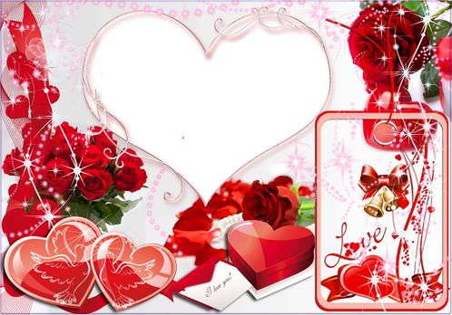 Corazones rojos de San Valentín - Corazones rojos de San Valentín