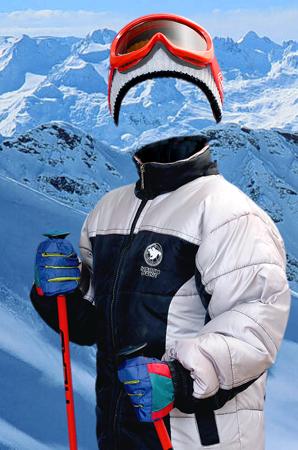 Efecto Facial Esquiador - Efecto Facial Esquiador