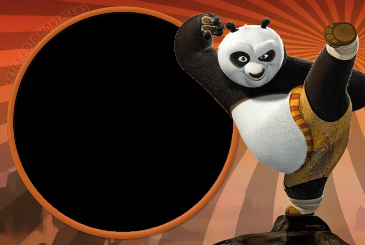Marco De Foto Kung Fu Panda 6 - Marco De Foto Kung Fu Panda 6