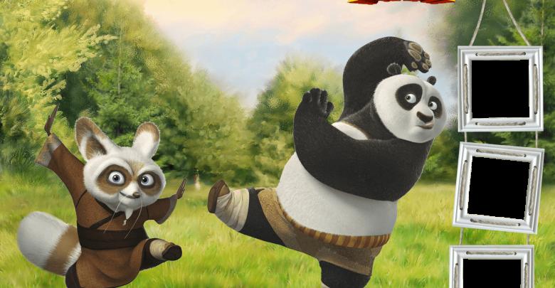 Marco De Foto Kung Fu Panda gratis 780x405 - Marco De Foto Kung Fu Panda gratis
