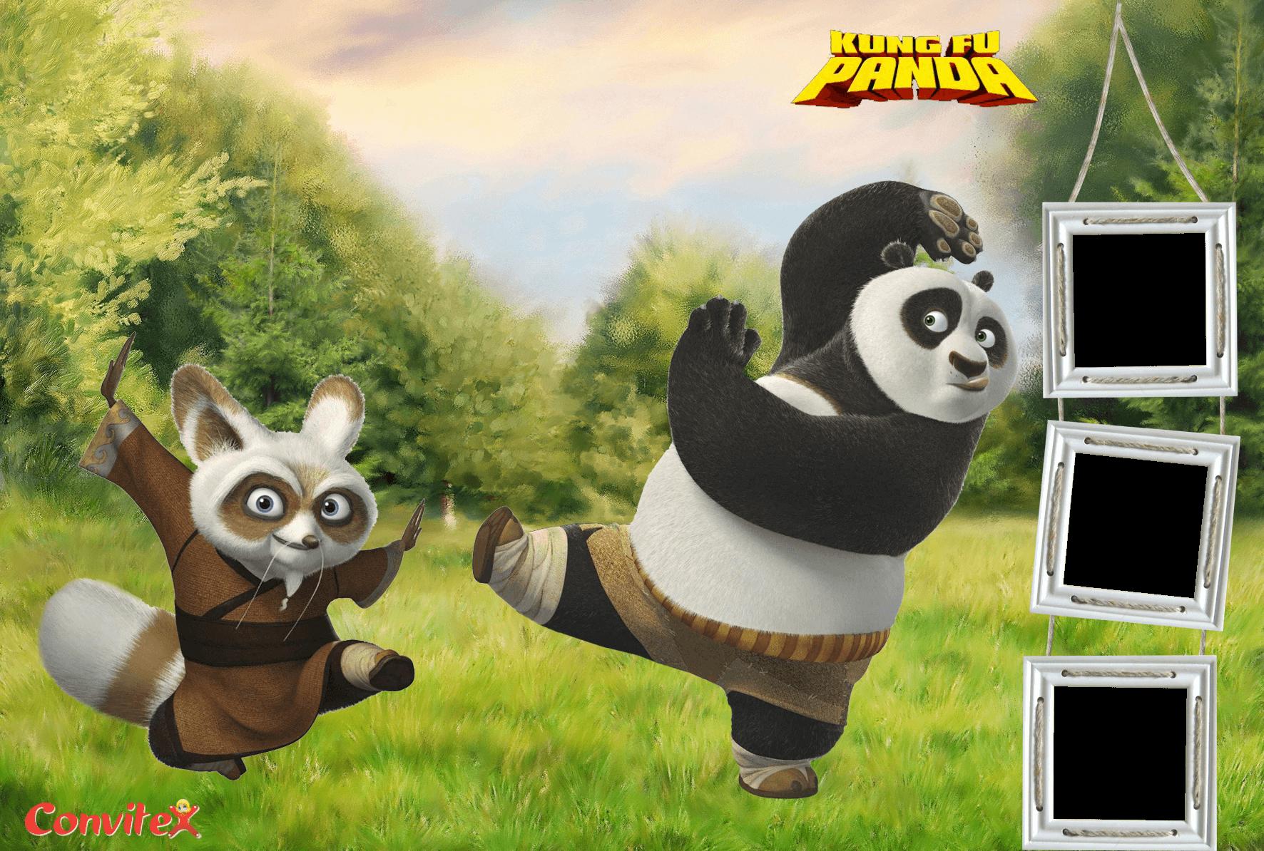 Marco De Foto Kung Fu Panda gratis - Marco De Foto Kung Fu Panda gratis