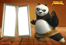Photo of Marco De Foto Kung Fu Panda online gratis