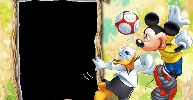 Marco De Foto Mickey Futbol 780x405 - Marco De Foto Mickey Futbol