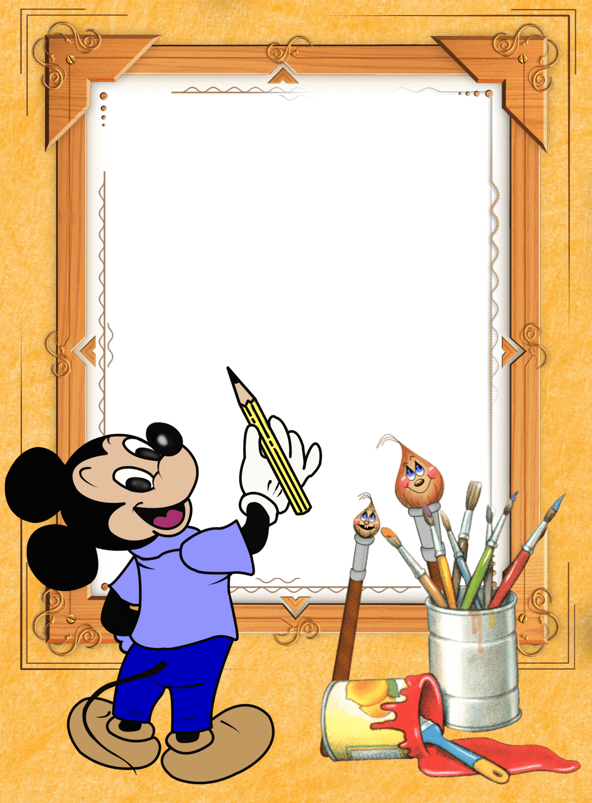 Marco De Foto Mickey - Marco De Foto Mickey