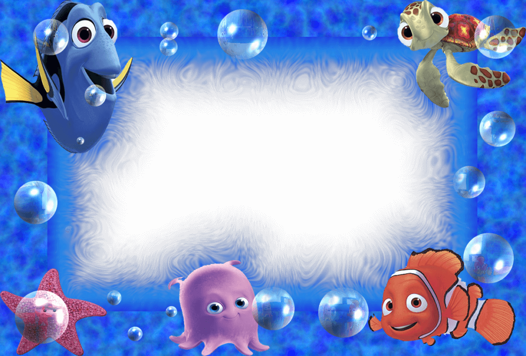 Marco De Foto Nemo Dora - Marco De Foto Nemo Dora