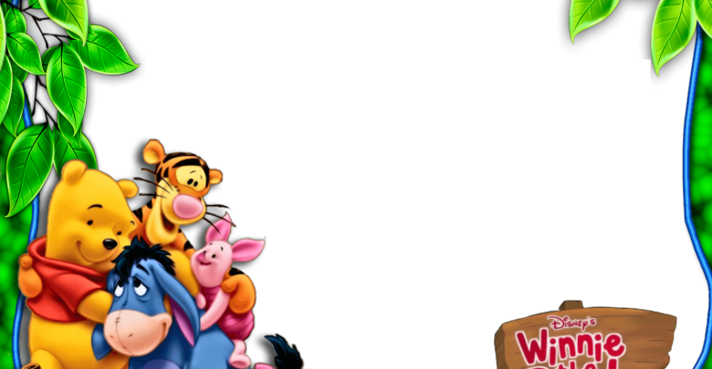 Marco De Foto Winnie The Pooh d  780x405 - Marco De Foto Winnie The Pooh d