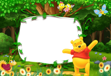 Marco De Foto Winnie The Pooh f  220x150 - Marco De Foto Winnie The Pooh f