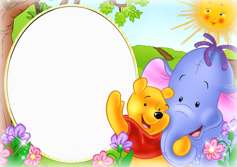 Marco De Foto Winnie The Pooh h  - Marco De Foto Winnie The Pooh h