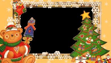 Marco Para Foto Árbol De Año Nuevo Con Un Adorable Osito De Peluche Saludos De Año Nuevo 390x220 - Marco Para Foto Árbol De Año Nuevo Con Un Adorable Osito De Peluche Saludos De Año Nuevo