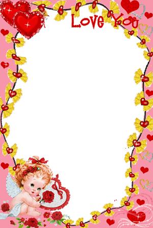 Marco Para Foto Angel Of Love Te Da Las Frases Románticas Más Bellas Para El Día De San Valentín - Marco Para Foto Angel Of Love Te Da Las Frases Románticas Más Bellas Para El Día De San Valentín