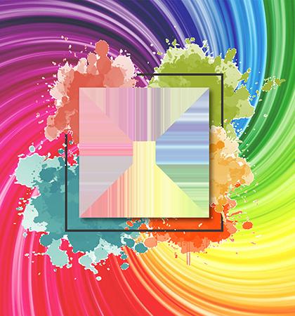 Marco Para Foto Colores Para Los Momentos Felices Más Bellos. - Marco Para Foto Colores Para Los Momentos Felices Más Bellos.