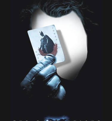Marco Para Foto El Bromista Caballero Oscuro 376x405 - Marco Para Foto El Bromista Caballero Oscuro