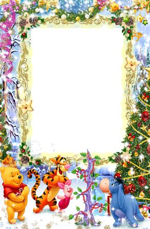 Marco Para Foto Feliz Año Nuevo - Marco Para Foto Feliz Año Nuevo