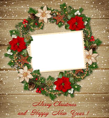 Marco Para Foto Feliz Navidad Y Próspero Año Nuevo Hermosas Felicitaciones - Marco Para Foto Feliz Navidad Y Próspero Año Nuevo Hermosas Felicitaciones