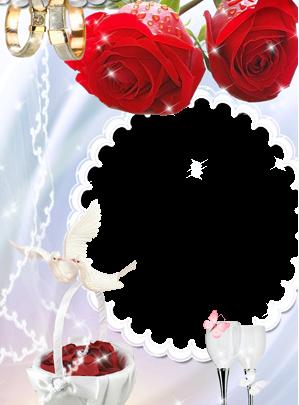 Marco Para Foto Flores Para Matrimonio Y Compromiso 299x405 - Marco Para Foto Flores Para Matrimonio Y Compromiso