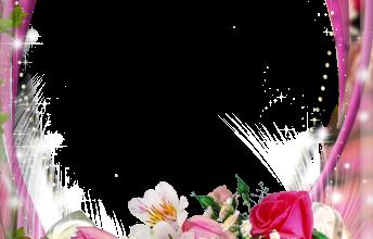 Marco Para Foto Hermosas Flores De Noche 344x220 - Marco Para Foto Hermosas Flores De Noche
