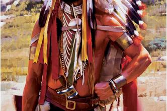 Marco Para Foto Indio Rojo 332x220 - Marco Para Foto Indio Rojo