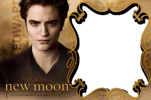 Marco Para Foto La Saga Crepúsculo Edward Cullen - Marco Para Foto La Saga Crepúsculo Edward Cullen