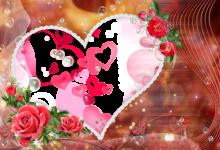 Marco Para Foto Los Momentos Más Felices Hermosos Corazones Y Hermosas Flores Rojas 220x150 - Marco Para Foto Los Momentos Más Felices Hermosos Corazones Y Hermosas Flores Rojas