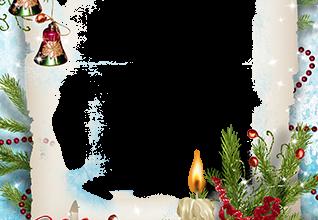 Marco Para Foto Navidad Con Maravillosa Decoración 318x220 - Marco Para Foto Navidad Con Maravillosa Decoración
