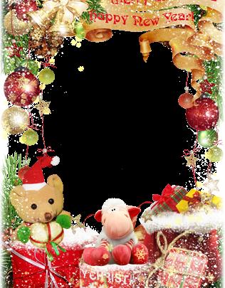 Marco Para Foto Oso Con Feliz Navidad 316x405 - Marco Para Foto Oso Con Feliz Navidad