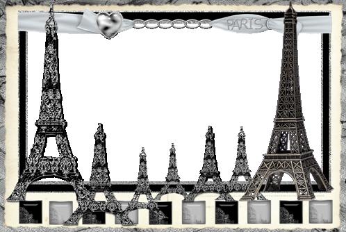 Marco Para Foto París - Marco Para Foto París