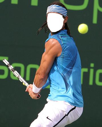 Marco Para Foto Rafa Nadal - Marco Para Foto Rafa Nadal