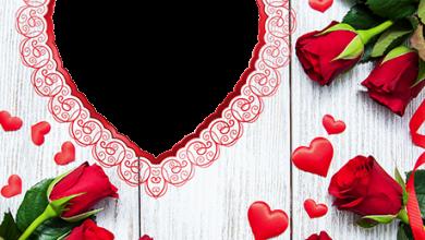 Marco Para Foto Un Corazón Rojo Delgado Y Hermoso Para El Día De San Valentín 390x220 - Marco Para Foto Un Corazón Rojo Delgado Y Hermoso Para El Día De San Valentín