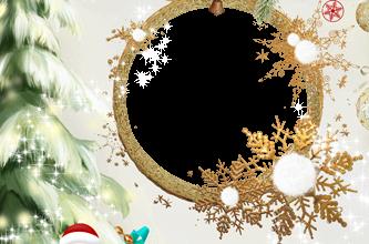 Marco Para Foto Un Hermoso Marco Dorado Para Navidad 333x220 - Marco Para Foto Un Hermoso Marco Dorado Para Navidad