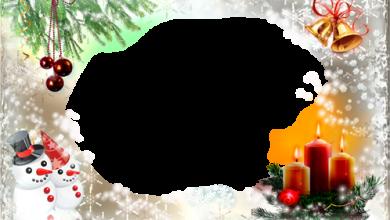 Marco Para Foto Velas De Año Nuevo Y Navidad 390x220 - Marco Para Foto Velas De Año Nuevo Y Navidad